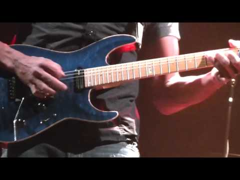 Greg Howe´s Band Live In Argentina Part 1 of 2 (08/09/2011) HD
