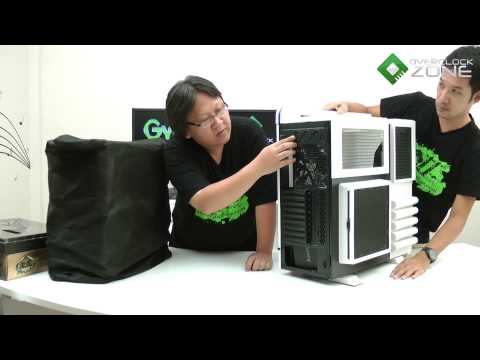 OverclockZone TV EP.64 Thermaltake Level 10 GT Snow Edition (HD)