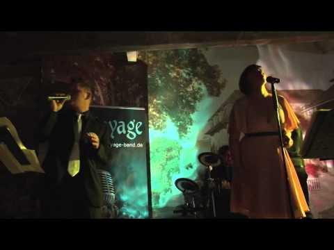 Beispiel: Voyage München auf einer Hochzeitsfeier 2012 -