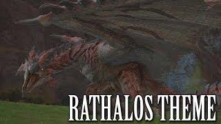 FFXIV X MHW OST Rathalos Theme