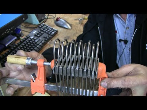 #356 Complete tutorial for rocket stove wood pellet fire basket