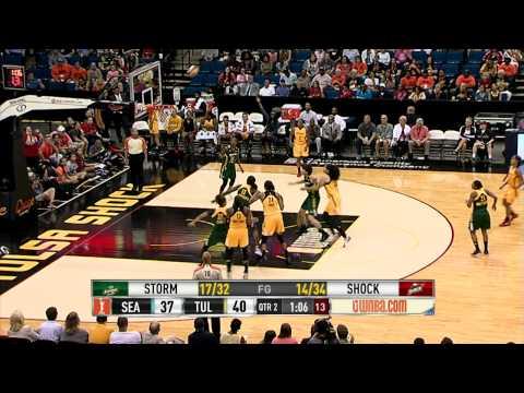 Skylar Diggins Scores 31 against WNBA's <a href=