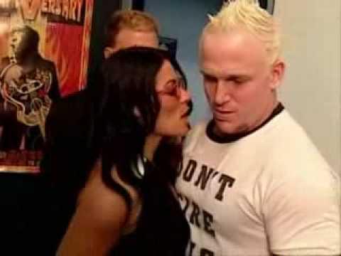 TNA Miss Brooks And Eric Young at Slamiversary 2007
