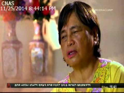 Channel News Asia Beyond Limits -  8 singapore women