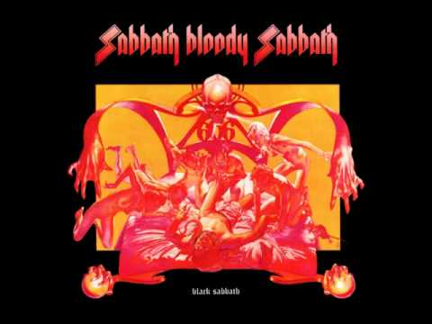 Black Sabbath - Spiral Architect