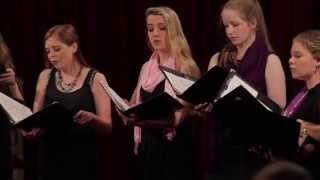 Ave Maria, from Dialogues of the Carmelitanes (Poulenc) - Femmes de Chanson - April 2013