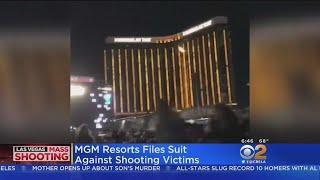 MGM Grand Sues Survivors, Victims Of Las Vegas Massacre