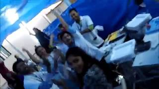 Dental camp mannequin challenge