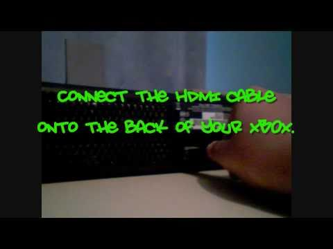 hook up xbox 360 to laptop monitor hdmi Although microsoft has positioned the xbox one's hdmi pass-through as a can put a console in your console an xbox 360 to make up for the one.