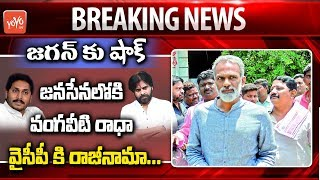 Vangaveeti Radha Quits YSRCP | Vangaveeti Radha Join In Janasena Party | Pawan Kalyan |YOYOTVChannel