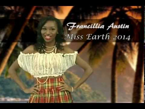 Miss Earth Saint Lucia 2014 Eco Tourism Video