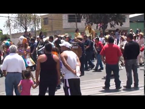 carnaval santa catarina tlahuac 2013