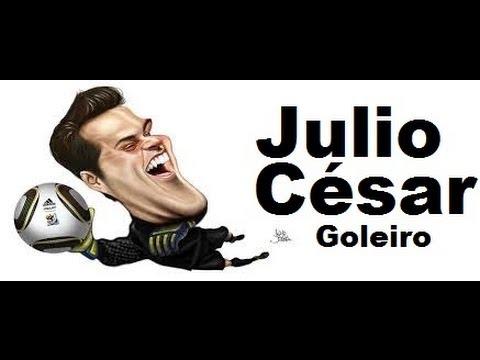 Júlio César (Goleiro do Brasil) - Esporte Espetacular 18/05/2014