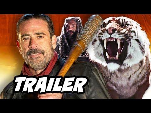 Walking Dead Season 7 Negan WTF Bomb Trailer Breakdown