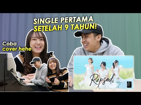 Download  SETELAH 9 TAHUN, AKHIRNYA... RAPSODI-JKT48 REACTION ft. Erika Gratis, download lagu terbaru