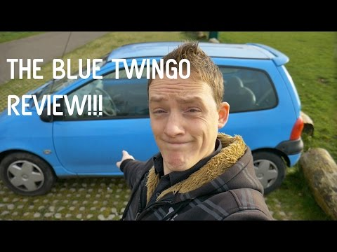 The Blue Twingo Review!