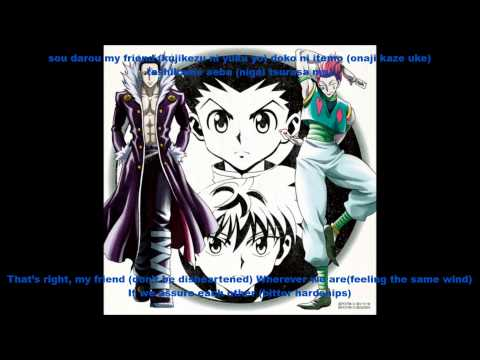 Hunter x Hunter 2011 Character Song - Yakusoku No Uta (Song Of Promise) [Romaji+Engsub]