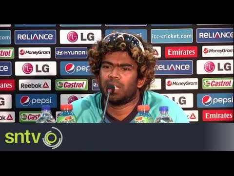 Malinga discusses Sri Lanka's T20 final tactics