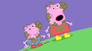 Peppa Pig Nederlands Compilatie Nieuwe Afleveringen 🌙 Bedtijd | Tekenfilm | Peppa de Big
