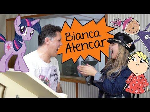BIANCA ALENCAR - Pessoinha talentosa!