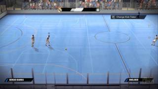 "Fifa Street (2012) ""4 Player"" Real Madrid Vs. Inter Milan"