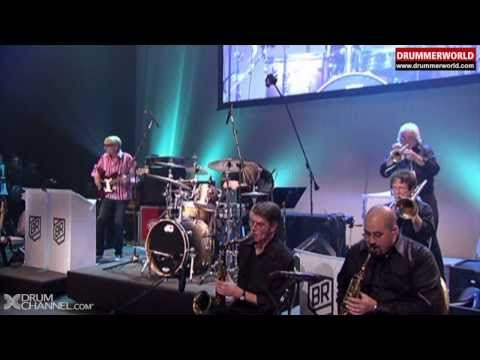 Tommy Igoe & The Buddy Rich Big Band: The Chicken (jaco Pastorius) video