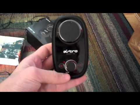 how to connect your astro mixamp too a ps4 slim