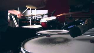 Psycho - MUSE Drum Cover (drums only)