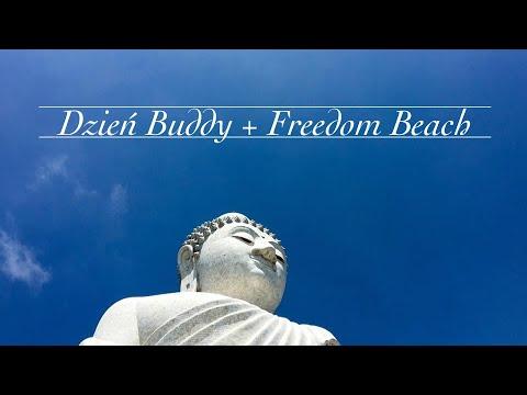 Tajlandia - Dzień Buddy Oraz Rajska Plaża O Poranku /Vlog Kreta Na Wakacjach