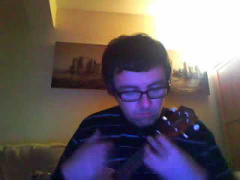 MrBenny2times plays Blue Monday on The Uke..
