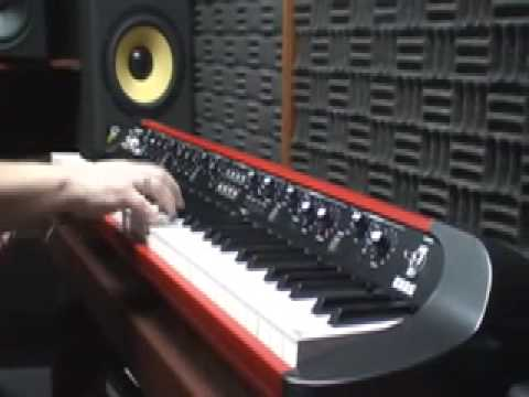 Jason Dean from Musiclink introduces Korg's brilliant new SV1 Stage Piano