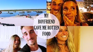 My Boyfriend Gave Me Rotten Food | Day 12 | AnaOliveira