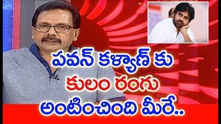 Krishna Anjaneyulu Shocking Questions To PM Narendra Modi | #PrimeTimeDebate