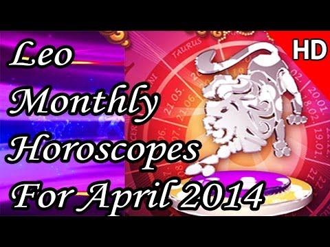 Leo Monthly Horoscope For April 2014 Hindi | Prakash Astrologer