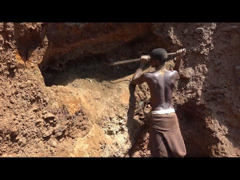 Inside the murky business of cobalt mining in DR Congo