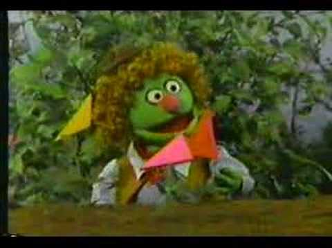 Sesame Street - My Triangle Home