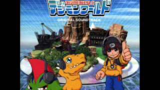 Digimon World Original Soundtrack - Ancient Dino Region - Speedy Time Zone - Day