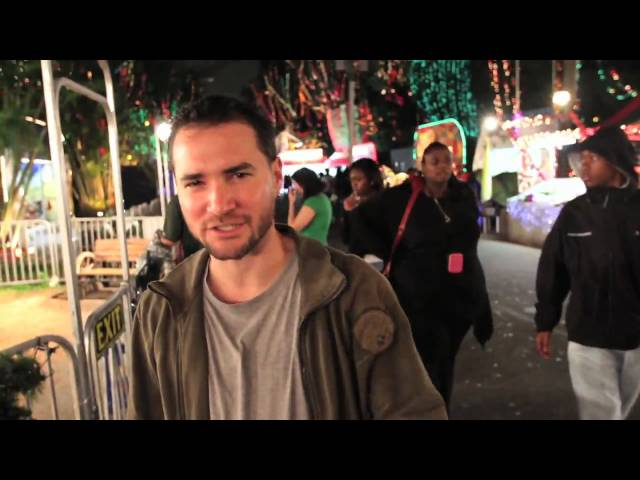 Canon 7D Santa's Enchanted Forest Test Footage