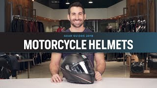 Best Motorcycle Helmets of 2018 at RevZilla.com