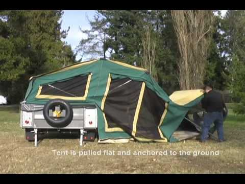 Simple Canadianmade Safari Condo Travel Trailer Alto F1743  Made In Canada
