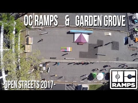 Garden Grove Open Streets Event 2017