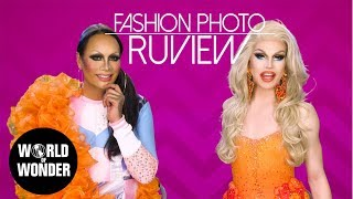 FASHION PHOTO RUVIEW: Drag Race Season 11 Episode 4 with Raja and Aquaria!