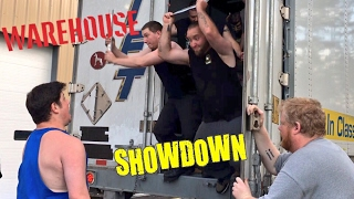 WRESTLING RING STOLEN! CORVUS MOVES GTS TO SECRET WAREHOUSE LOCATION!