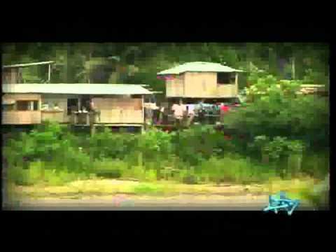 Como viven los Refugiados Colombianos en el Ecuador.flv