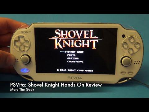 PSVita: Shovel Knight Hands On Review