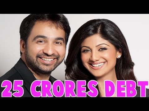 Shilpa Shetty And Raj Kundra Owe 25 Crores To Ibja Ltd | Bollywood News video