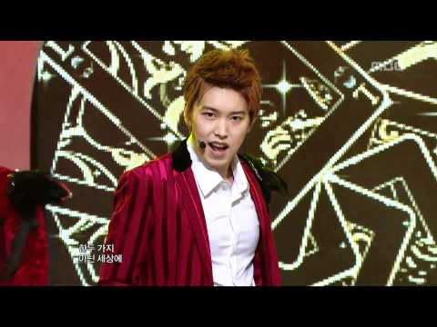 Super Junior - Mr.Simple, 슈퍼주니어 - 미스터심플, Music Core 20111224