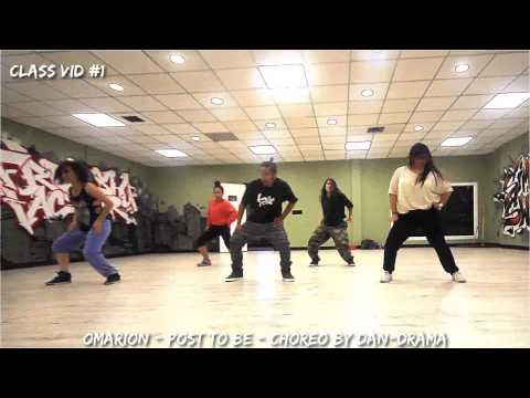 Omarion - Post to be - class vid 1