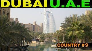 A Tourist's Guide to Dubai , UAE (January 2018)