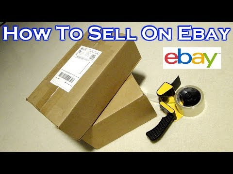 Watching video How To Sell on Ebay - Complete Guide